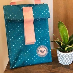Roxy Pocket Cooler/Lunch-Snack Bag
